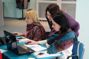 Moodle training - Macedonia