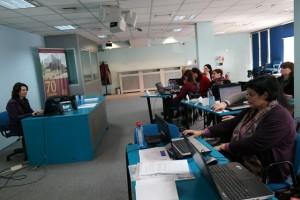 Macedonia training