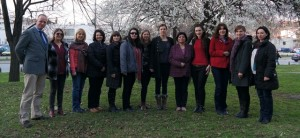 Moodle training in Macedonia